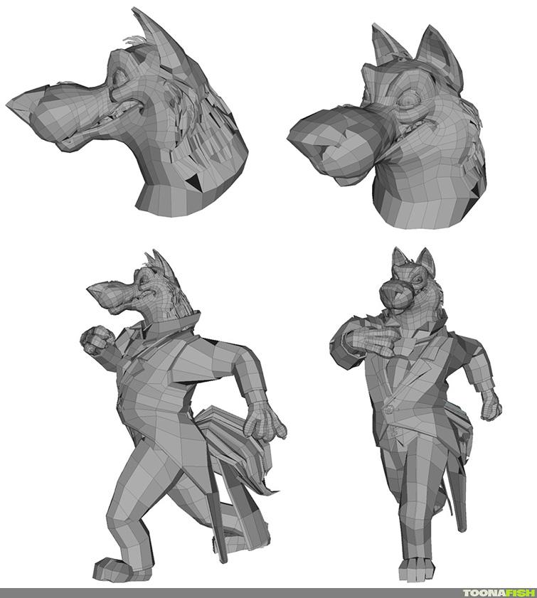 bigbad wolf